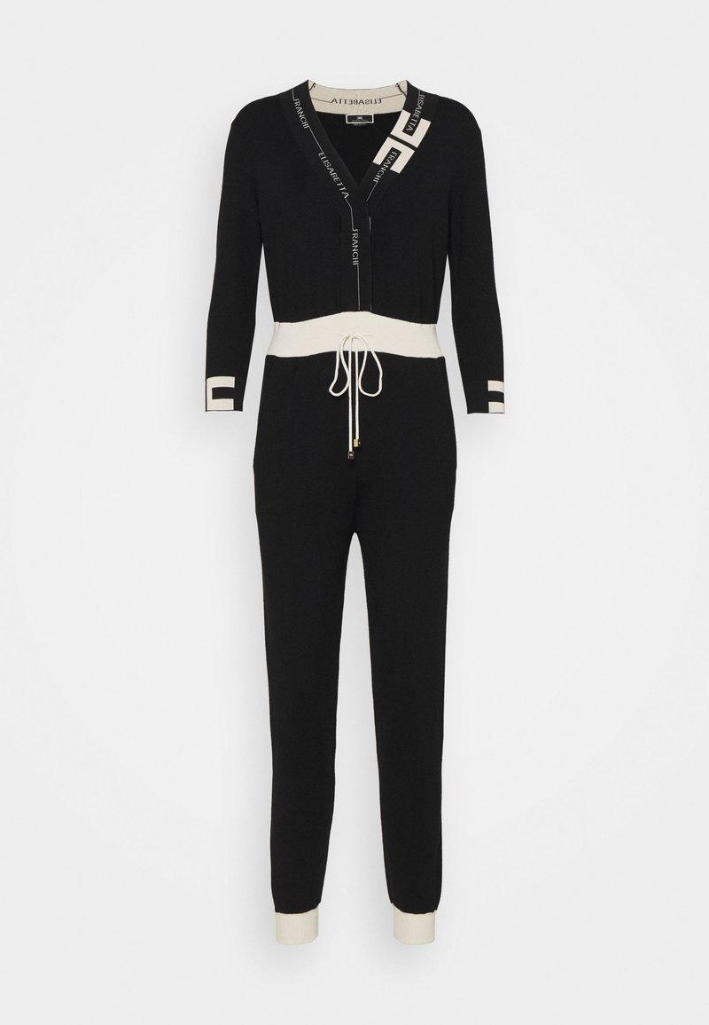 Elisabetta Franchi - Jumpsuit - nero