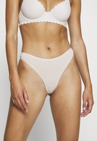 Marks & Spencer London - THONG 5 PACK - Thong - nude - 1