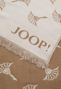 JOOP! - FERIS UNISEX - Scarf - natural - 3