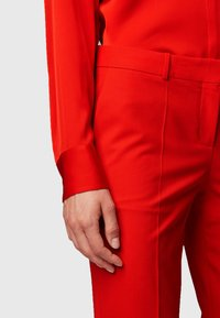 BOSS - TILUNA - Trousers - red - 3