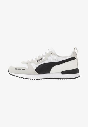 R78 UNISEX - Sneakers - white/gray violet/black