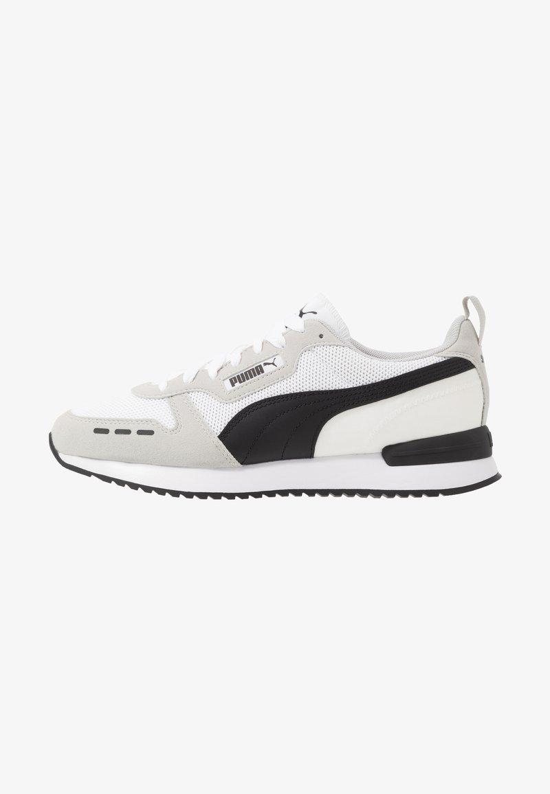 Puma - R78 UNISEX - Trainers - white/gray violet/black