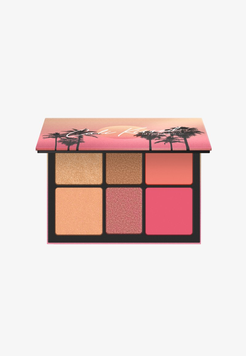 Smashbox - CALI KISSED PALETTE - Face palette - -