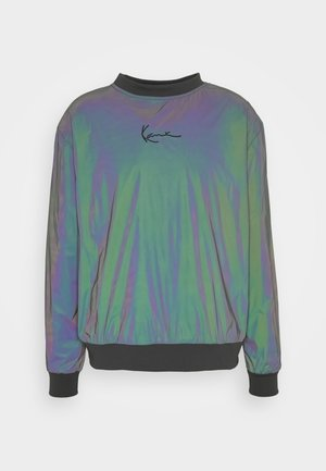 SMALL SIGNATURE CREW - Sweatshirt - grey