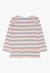 Staccato - STREIFEN TUNIKA KID - Long sleeved top - neon peach - 1
