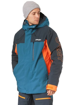 Snowboard jacket - double blue