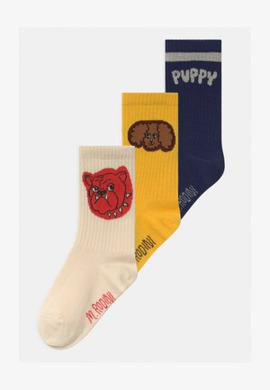 3 PACK UNISEX - Socks - multi