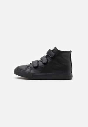 FASHION  - High-top trainers - black