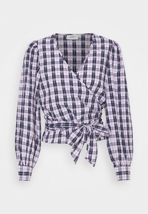 PATTI  - Blouse - lavender blue
