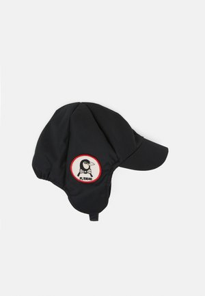 ALASKA - Casquette - black