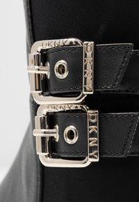 DKNY - LENA - Boots - black - 2