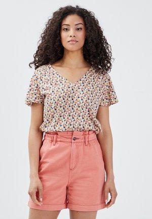 Camiseta estampada - multicolore