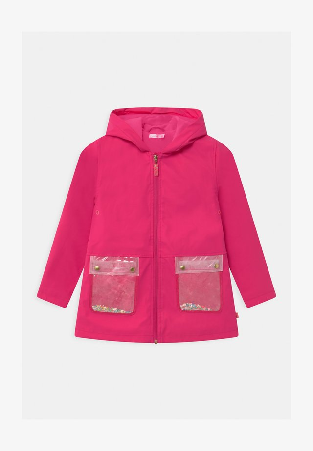 Waterproof jacket - rose peps