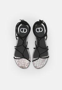 TWINSET - FLAT - Sandals - nero - 4