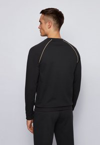 BOSS - TRACKSUIT SWEATSHIRT - Sweatshirt - black - 2