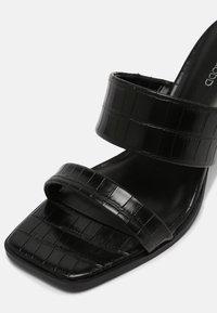 Even&Odd - Heeled mules - black - 7