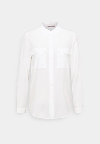 Basic Blouse with front pockets