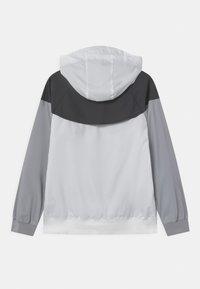 Nike Sportswear - Training jacket - white/black/wolf grey - 1