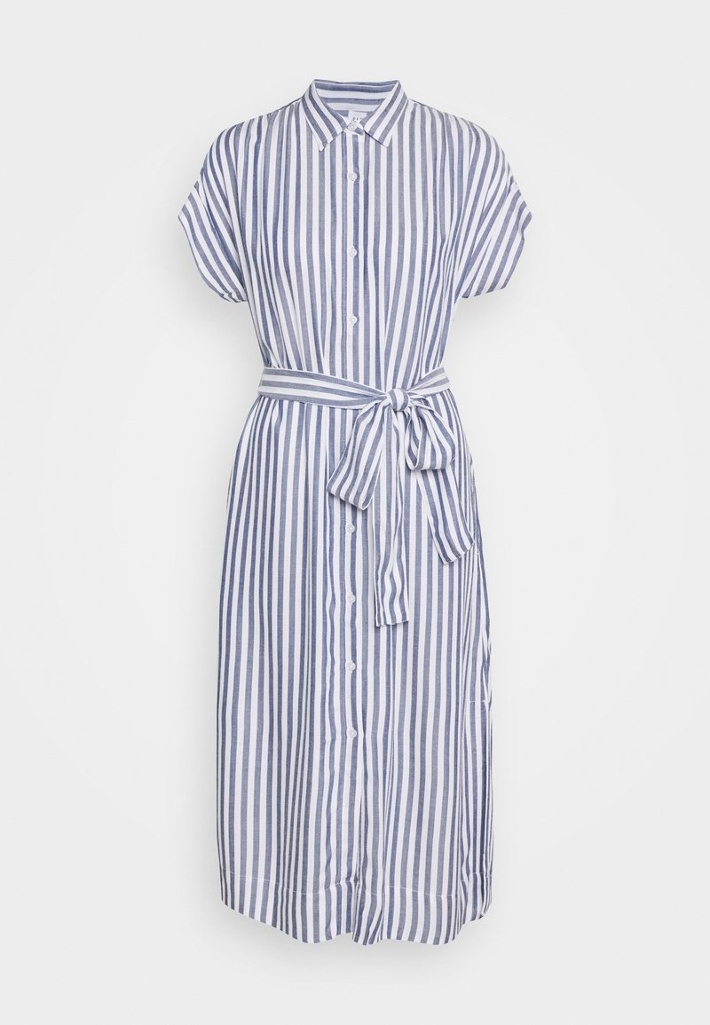 GAP - MIDI - Shirt dress - blue