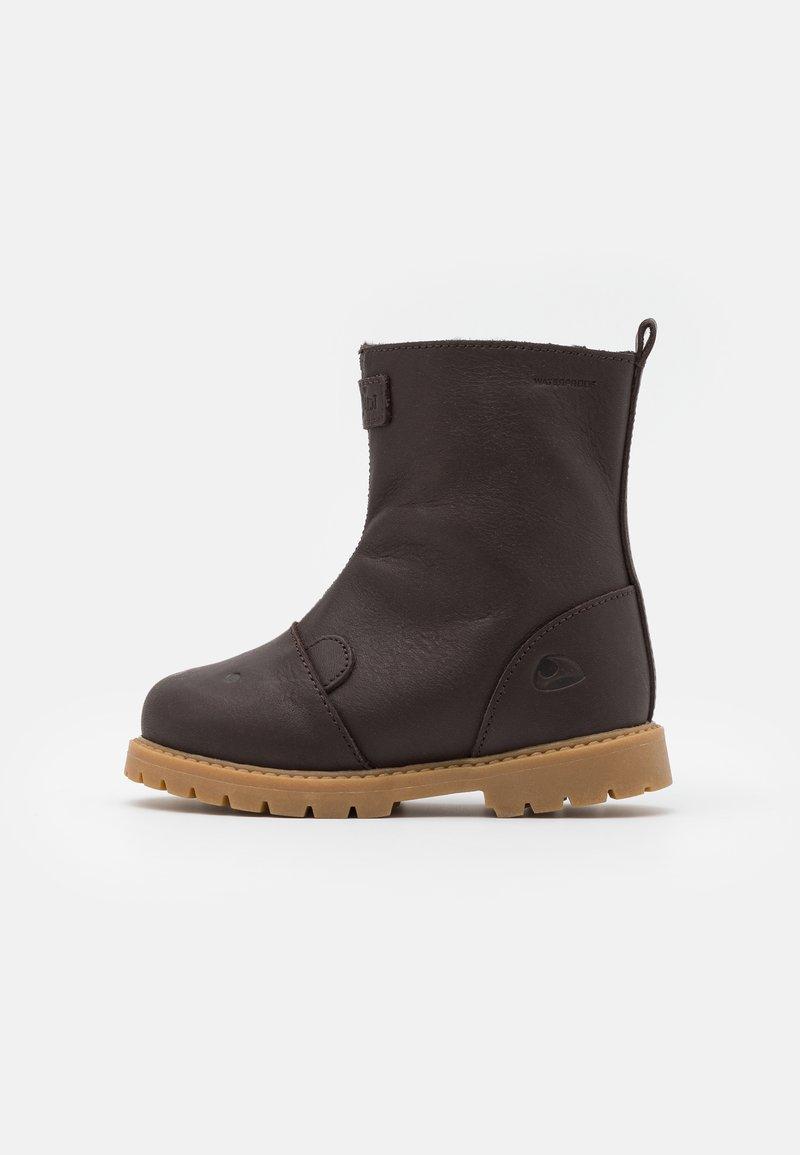 Viking - FAIRYTALE WP UNISEX - Winter boots - dark brown