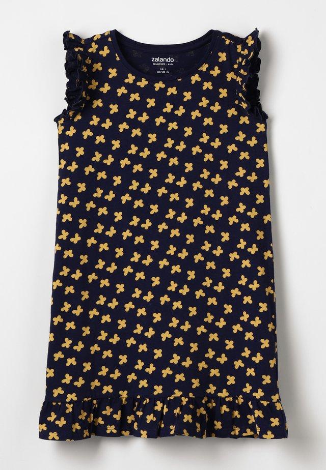 Jerseykjole - peacoat