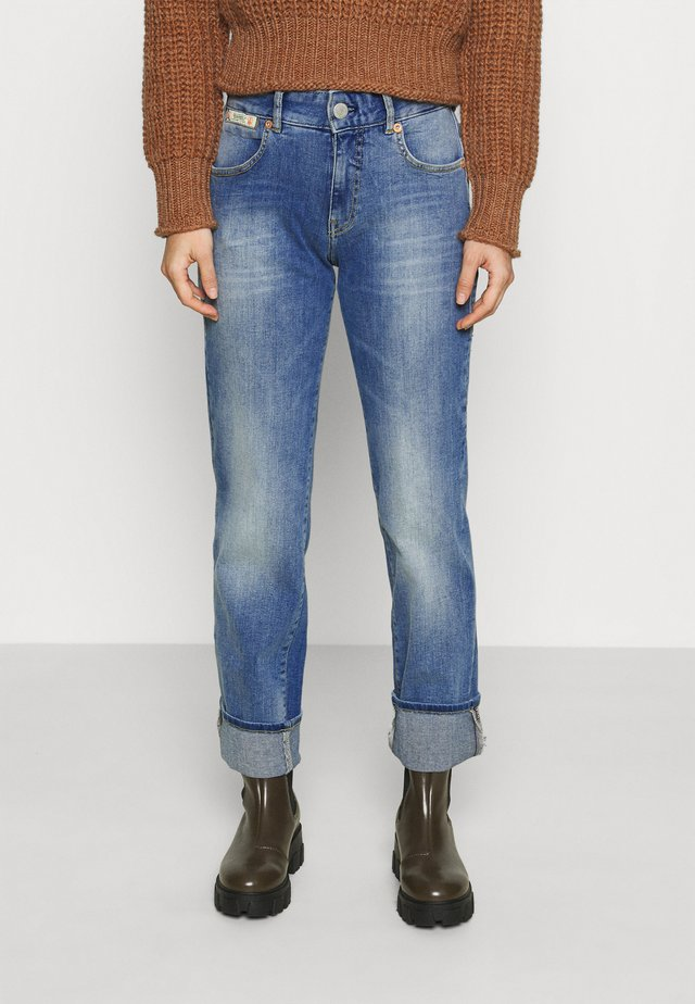 MARLIES STRETCH - Jeans straight leg - blend
