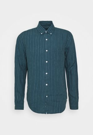 STRIPE - Shirt - tapestry/white
