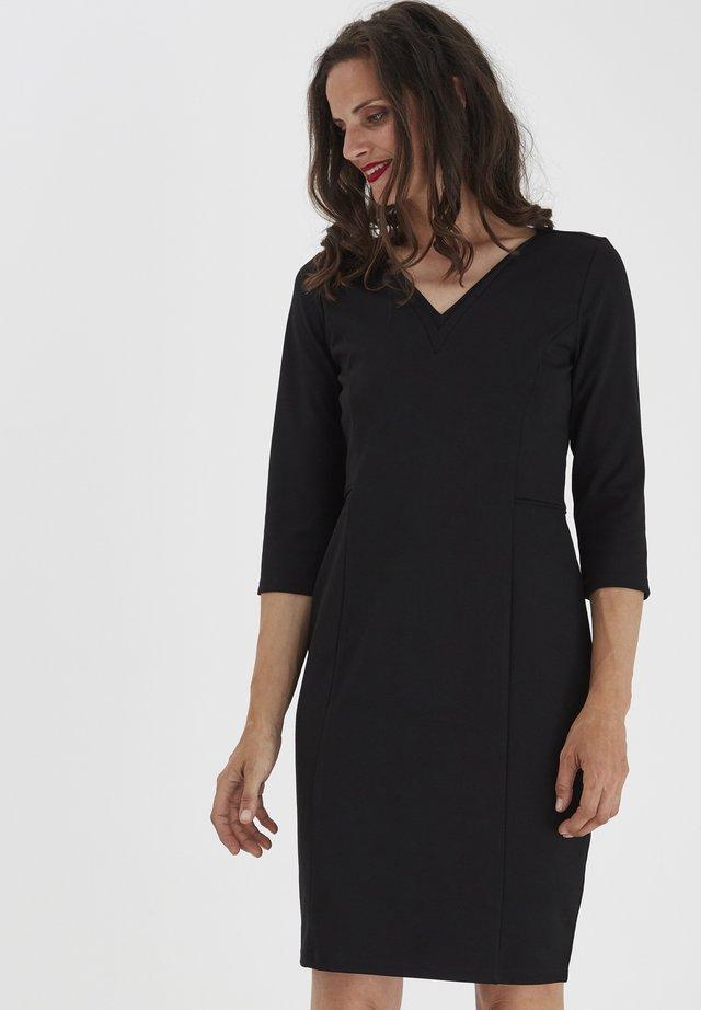 FRMEMILANO  - Sukienka z dżerseju - black