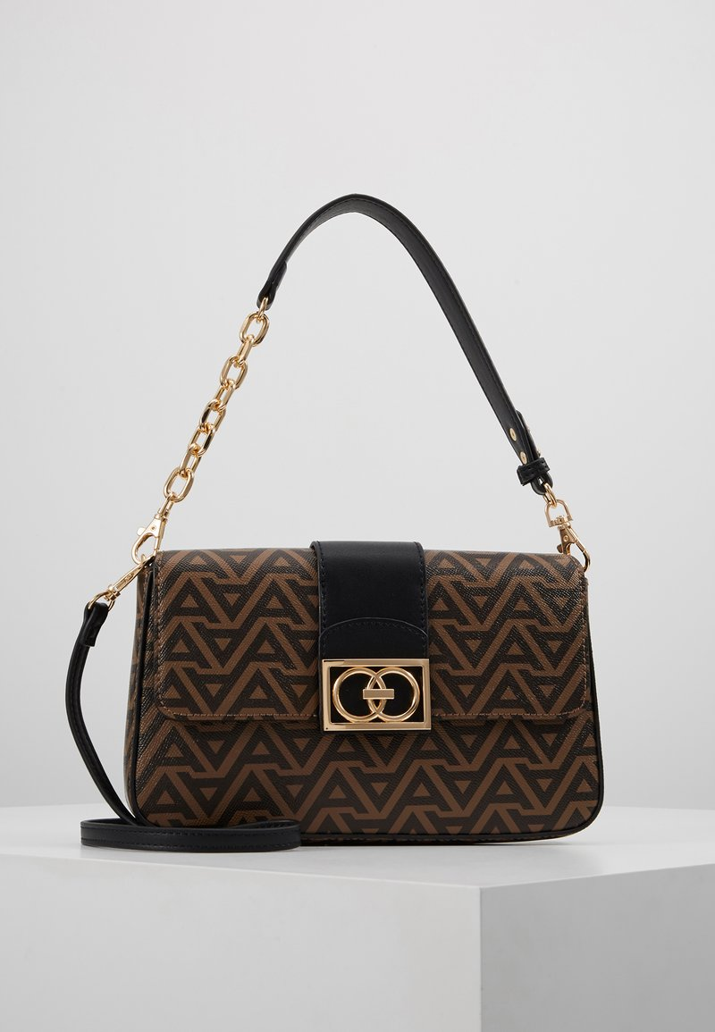 ALDO - HAEDITH - Håndtasker - brown miscellaneous