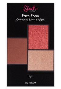 Sleek - FACE FORM CONTOURING KIT - Face palette - light - 1