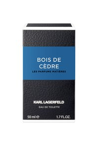 Karl Lagerfeld Fragrances - BOIS DE CÈDRE EDT 50ML - Eau de Toilette - - - 1