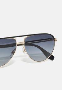 Marc Jacobs - UNISEX - Zonnebril - gold-coloured/black - 4