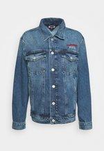 TRUCKER  - Jeansjakke - mid blue rigid