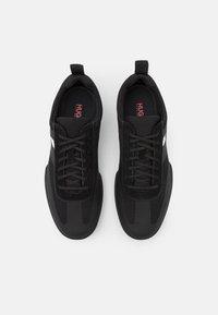 HUGO - MATRIX - Sneakers laag - black - 3