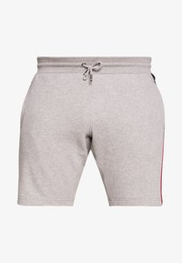 Tommy Hilfiger - INTARSIA  - Shorts - grey - 4