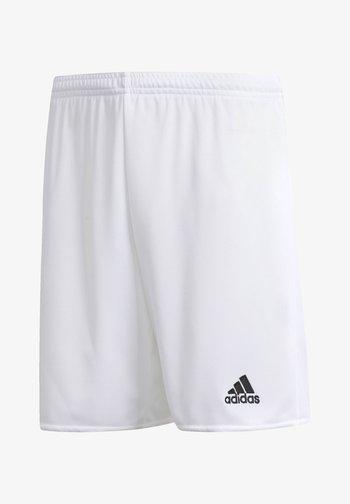 PARMA 16 AEROREADY PRIMEGREEN SHORTS - Sports shorts - white