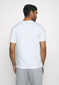 Calvin Klein Performance - SHORT SLEEVE - Print T-shirt - white - 2