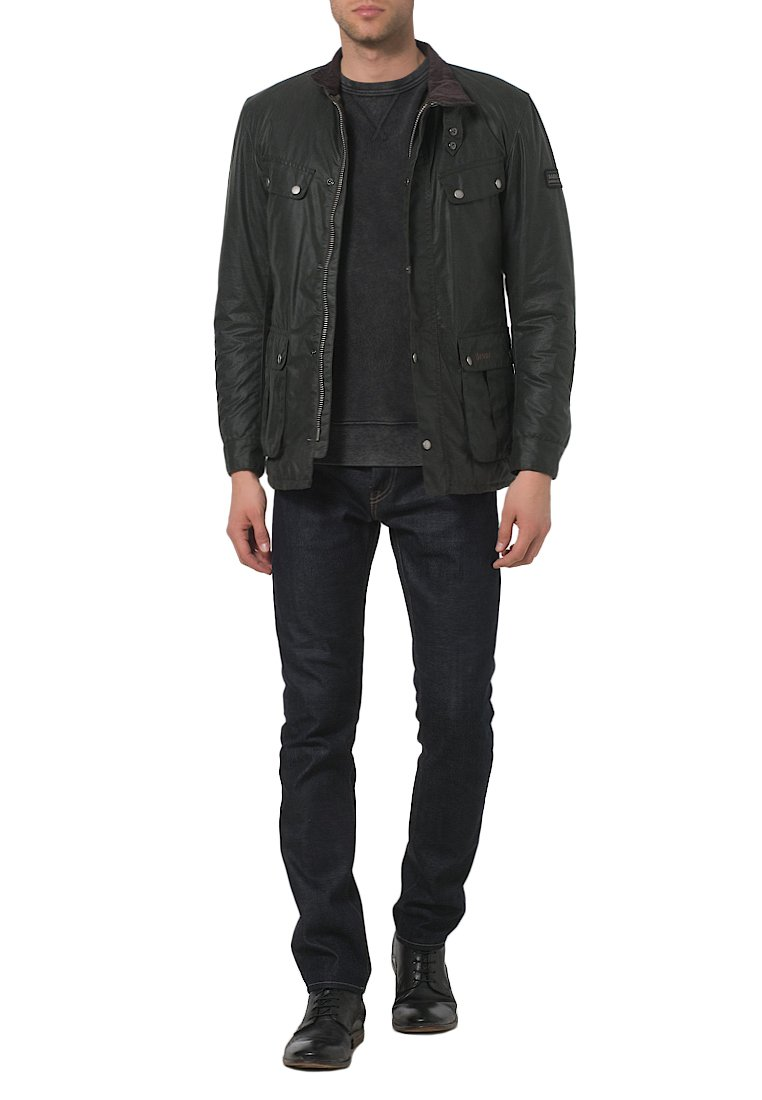 Barbour International - DUKE - Light jacket - sage