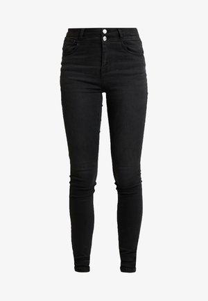ONLCHRISSY - Skinny džíny - black denim