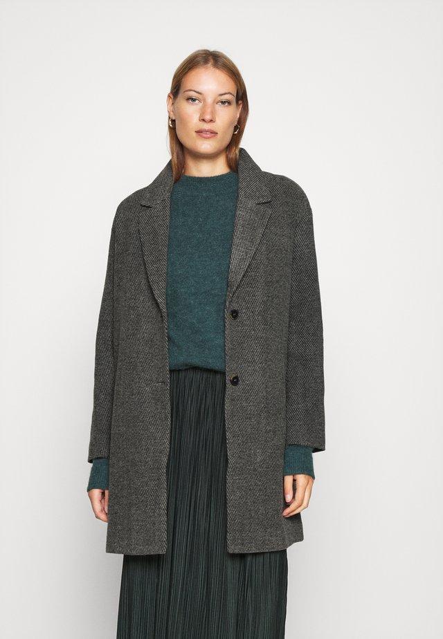 SLFMISSA COAT - Zimní kabát - black