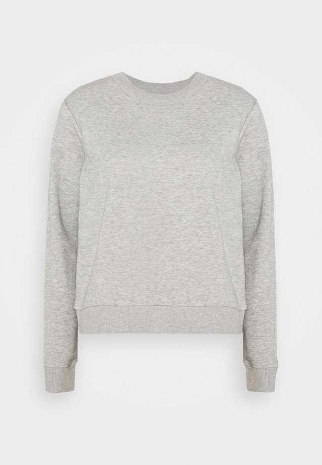 JDYDESTINY LIFE  - Bluza - light grey melange