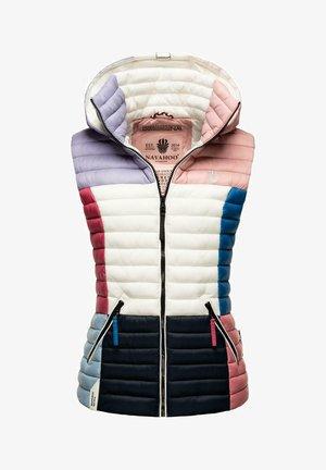 STEPPWESTE SHADAA - Vest - multicolour dark 1