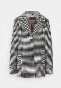 Marc Cain - Classic coat - black/white - 0