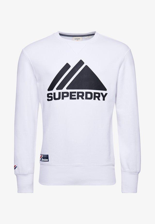 MOUNTAIN  - Sweatshirt - optic