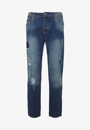 DURANTRIPPED - Jeans Slim Fit - blue denim