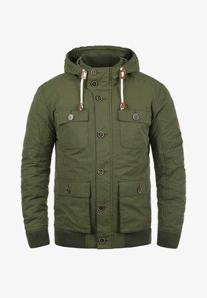 CIRO - Winter jacket - ivy green