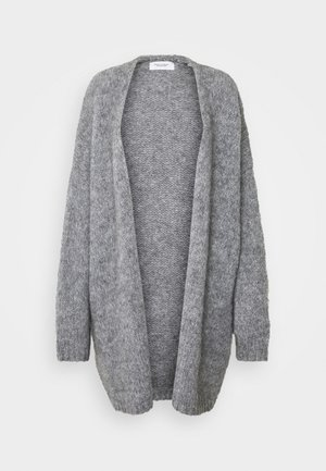 LONG SLEEVE - Cardigan - cloudy melange