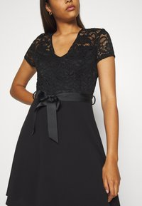 Morgan - ROMALO - Vestido de cóctel - noir - 3