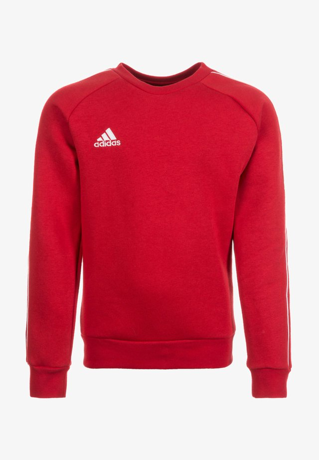 CORE 18 - Sweatshirt - red