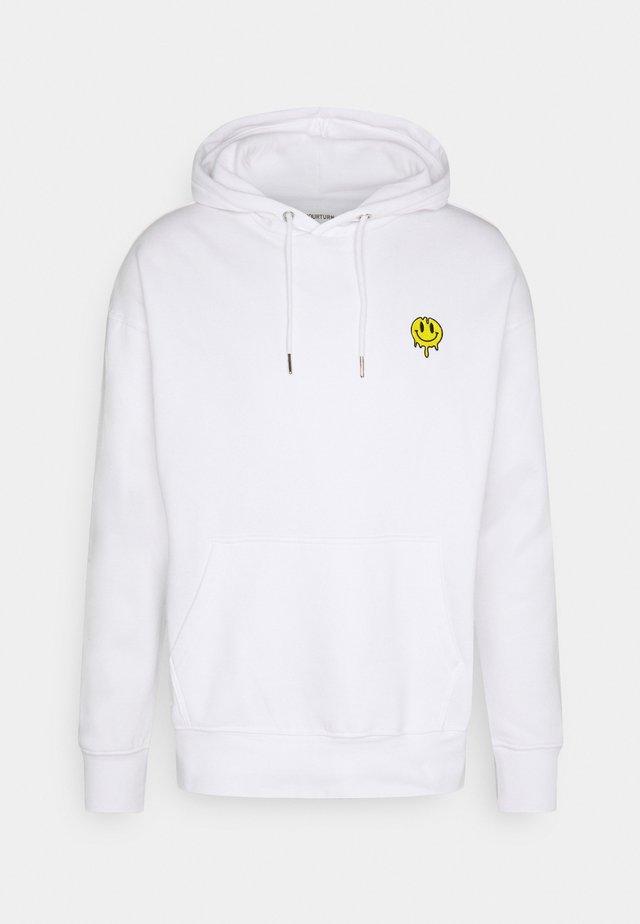 UNISEX - Sweater - white